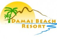 Damai Beach Resort - Logo