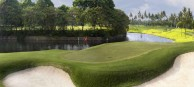 Damai Indah Golf, Pantai Indah Kapuk (PIK) Course - Green