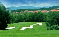 Danau Golf Club - Green