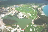 Dara Sakor Golf Resort - Layout