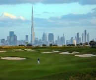 Dubai Hills Golf Club - Green