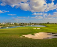 Dubai Hills Golf Club - Layout