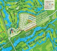 Forest City Golf Resort, Classic Course - Layout