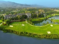 Gassan Khuntan Golf & Resort - Clubhouse