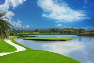 Gassan Legacy Golf Club - Green