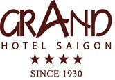 Grand Hotel Saigon - Logo