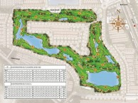 Grand Phnom Penh Golf Club - Layout