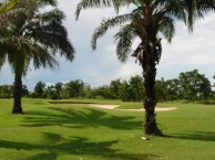 Bangpakong Riverside Country Club - Green