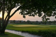 Jumeirah Golf Estate, Fire Course - Green