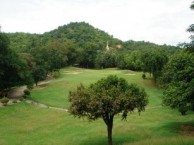 Royal Hua Hin Golf Course - Green