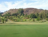 Gunung Raya Golf Resort - Green