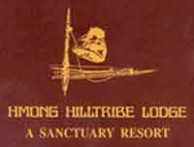 Hmong Hilltribe Lodge - Logo
