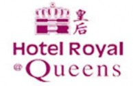 Hotel Royal @ Queens - Logo