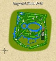 Imperial Klub Golf - Layout