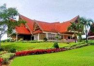 Indah Puri Golf Resort - Clubhouse