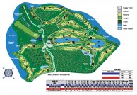Indah Puri Golf Resort - Layout