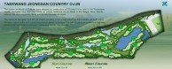 Jeongsan Country Club - Layout