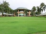 Khao Kheow Country Club - Clubhouse