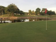 King Naga Golf Club - Green