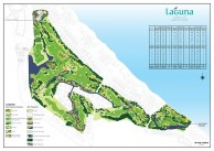 Laguna Lang Co Golf Club - Layout