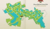 Suwan Golf & Country Club - Layout