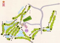 The Royal Chiang Mai Golf Club & Resort - Layout