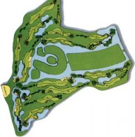 Summit Green Valley Chiang Mai Country Club - Layout