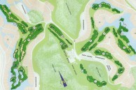 Royal Ratchaburi Golf Club - Layout