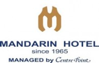 Mandarin Hotel Managed by Centre Point - Logo