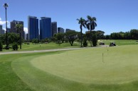 Manila Golf and Country Club - Green