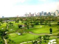 Manila Golf and Country Club - Layout