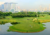Marina Bay Golf Course - Green