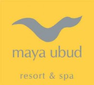 Maya Ubud Resort and Spa - Logo