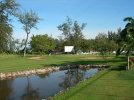 Miri Golf Club - Green