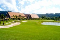 Mission Hills Phuket Golf Resort - Clubhouse