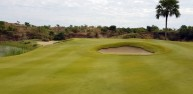 Myotha National Golf Club - Green