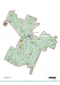 Nikanti Golf Club - Layout