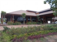 Parichat International Golf Links - Clubhouse