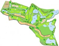 Parichat International Golf Links - Layout