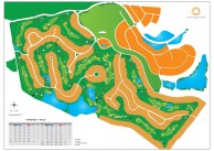 Pattaya Country Club & Resort - Layout