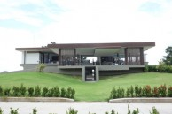 Pattavia Century Golf Club - Clubhouse