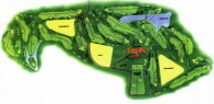 Poresia Golf Club & Resort - Layout