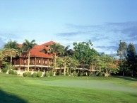 Pulai Springs Country Club, Pulai Course - Clubhouse