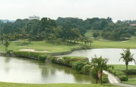 Pulai Springs Country Club, Pulai Course - Green