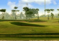 Rachakram Golf Club - Green