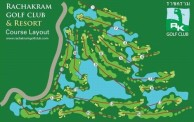 Rachakram Golf Club - Layout