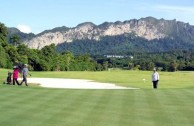 Rajjaprabha Dam Golf Course - Green