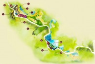 Royal Hills Golf Resort & Spa - Layout