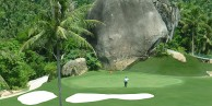 Royal Samui Golf & Country Club - Green