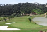 SAM Tuyen Lam Golf Club - Green